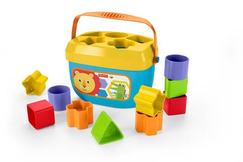Fisher-Price-emmertje