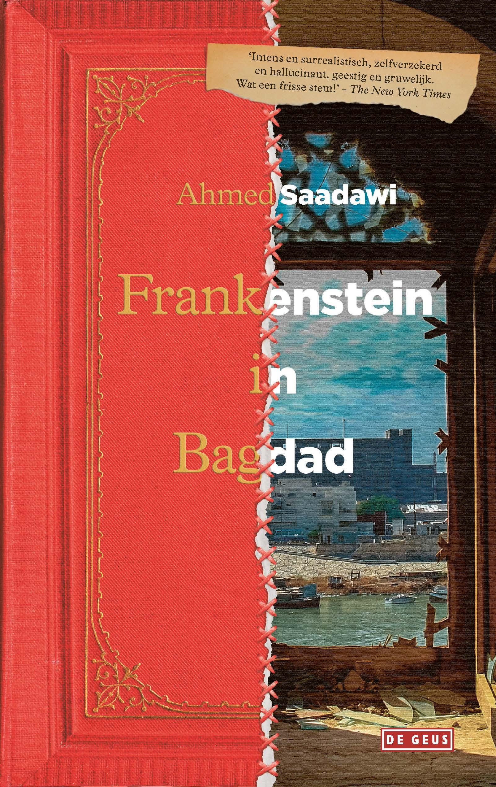 Frankenstein-in-Bagdad-omslag