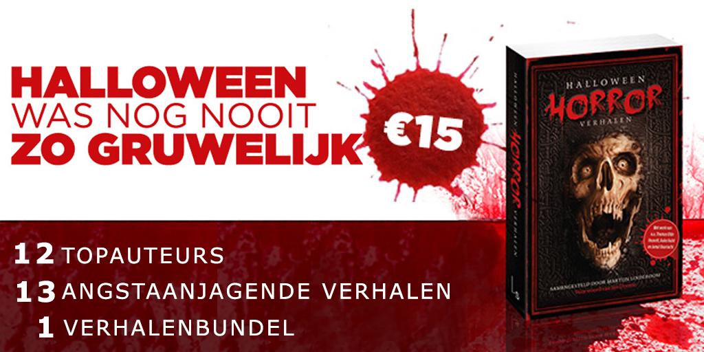 Halloween Horror Verhalen - Twitter (1)