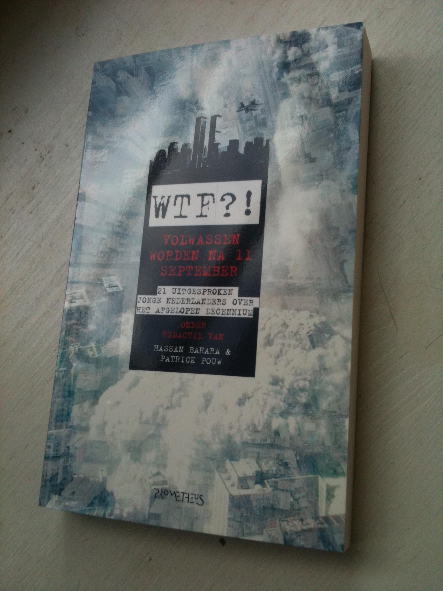 WTF Volwassen worden na 11 september